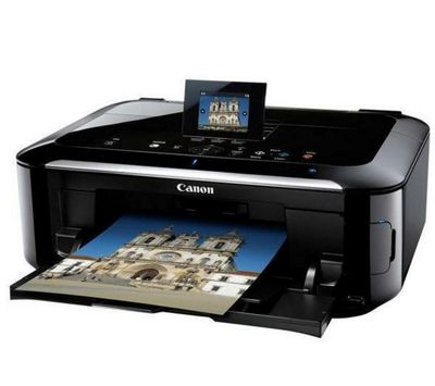 Canon MG5350 Wireless PIXMA Inkjet All-in-one Printer