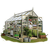Rhino Premium Greenhouse – 8x10 - Silver Sage Finish