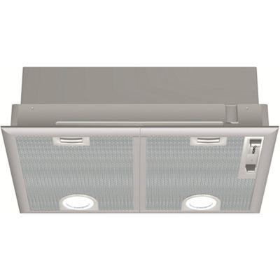 Bosch DHL555BGB Canopy Stainless steel