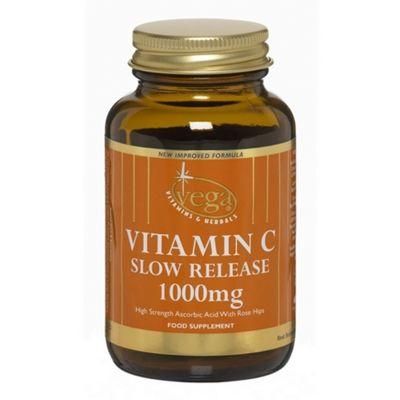 Vega Vitamin C 1000mg SR 30 Tablets