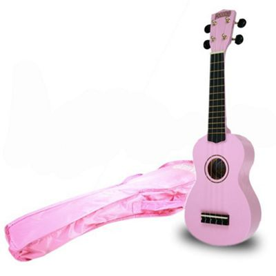 Mahalo 2011 Soprano Ukulele - Pink
