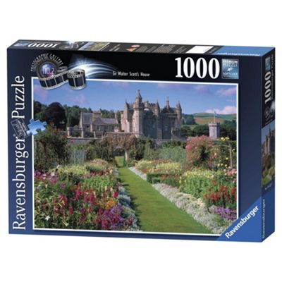 Ravensburger Sir Walter Scott's House 1000-Piece Jigsaw Puzzle