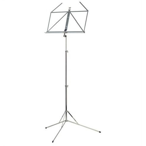 Konig and Meyer 101NB Quality Nickel Stand with Bag