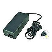 2-Power CAA0631A Indoor 75W Black power adapter/inverter