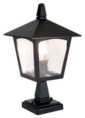 Elstead Lighting York Pedestal Lantern