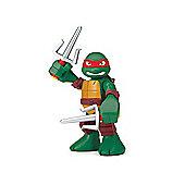 Teenage Mutant Ninja Turtles Half-Shell Heroes - Talking Turtle Raph Figure