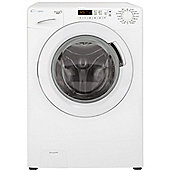 Candy Washing Machine, GV148D3W, 8kg load with 1400 rpm - White