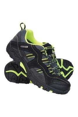 Mountain Warehouse Stampede Kids Waterproof Walking Shoes ( Size: 12 Child )