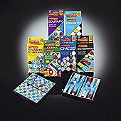 Magnetic Travel Games - Snakes and Ladders