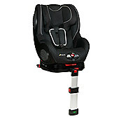 Hauck Guardfix Car Seat, Group 1, Black/Black