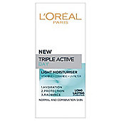 L'Oréal Triple Active Day Light Moisturiser 50ml