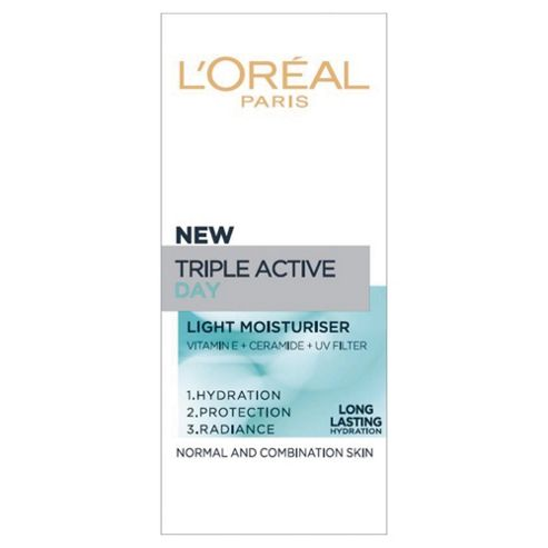 L'Oréal Triple Active Day Light Moisturiser 50ml