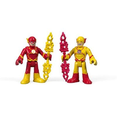 Imaginext DC Super Friends The Flash and Reverse Flash