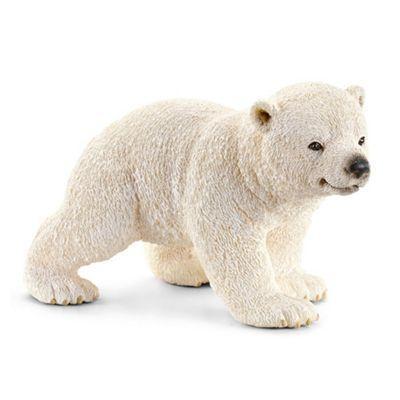 Schleich Polar Bear Walking Cub