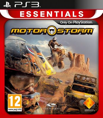 Motorstorm Essentials