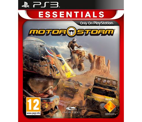 Motorstorm Essentials