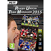 Rugby Union Team Manager 2015 - PC