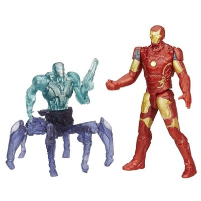 Marvel Avengers Age of Ultron Thor vs Sub-Ultron 005 Action Figure Pack - Action Figures
