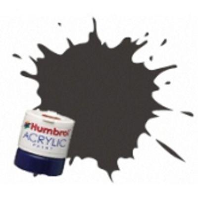 Humbrol Acrylic - 14ml - Gloss - No10 - Service Brown