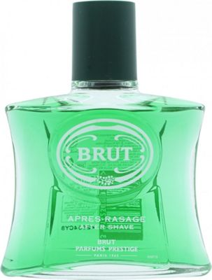 Brut Aftershave 100ml Splash For Men