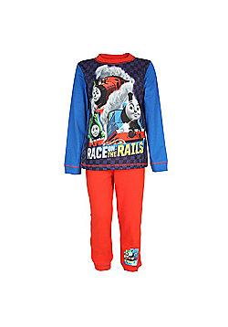 Thomas & Friends Toddler Boys Pyjamas - Red
