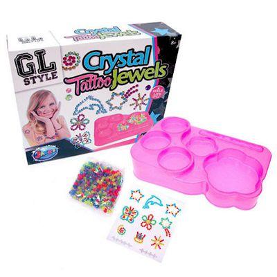 GL Style Crystal Tattoos & Jewellery
