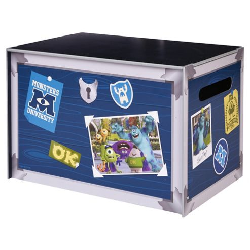 Monsters University Toy Box