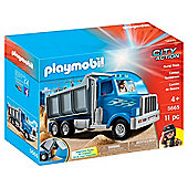 Playmobil 5665 City Action Dump Truck