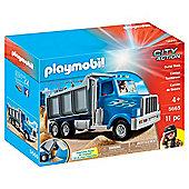Playmobil 5665 City Action Dump Truck