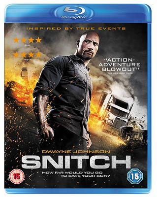 Snitch - Blu-Ray