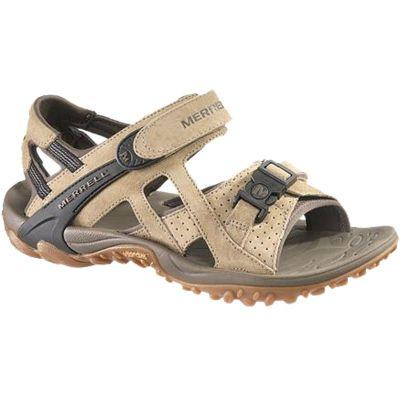Merrell Kahuna III Walking Sandle - Brown Size 8