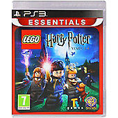 Lego Harry Potter Years 1 - 4 (Essentials) - PS3