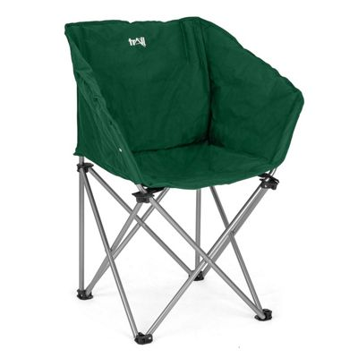 Trial Folding Tub Camping Chair (Green)