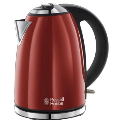 Russell Hobbs Henley 23602 Kettle, 1.7 L - Red