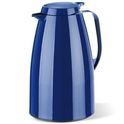 Emsa Basic Quick Tip Vacuum Jug 1L Blue