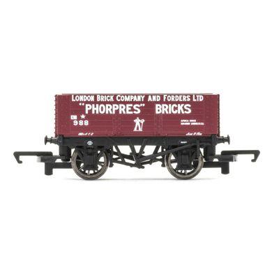 HORNBY Wagon R6754 6 Plank London Brick Company