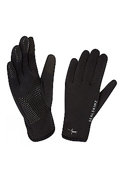 Sealskinz Stretch Fleece Glove - Black