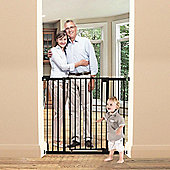 Dreambaby Extra Tall Liberty Xtra Hallway Security Gate Black
