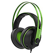 Asus Cerberus Gaming Headset V2 53mm Drivers Braided Cable Green
