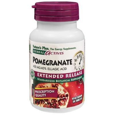 Extended Release Pomegranate