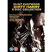 Dirty Harry Collection (DVD Boxset)