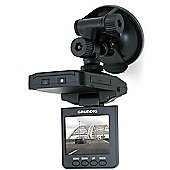 Grundig Car Video 720p Camera Digital Dashcam Camera