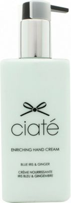 Ciaté Blue Iris & Ginger Hand Cream 300ml