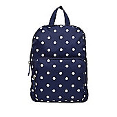 F&F Polka Dot Mini Backpack