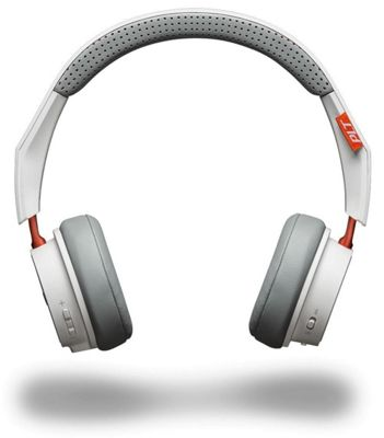 Plantronics Backbeat 500 Wireless Bluetooth Headphones - White