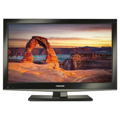 Toshiba 19BL502B2 19 Inch HD Ready 720p LED TV With Freeview