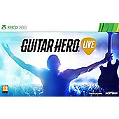 Guitar Hero Live Xbox 360 (Includes Guitar)
