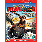 How To Train Your Dragon 2 3D Blu-ray