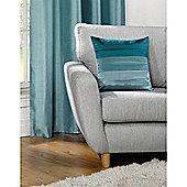Hamilton Mcbride Seattle Cushion Cover Teal - 43x43cm