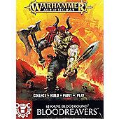 Warhammer Khorne Bloodbound Bloodreavers: Easy To Build